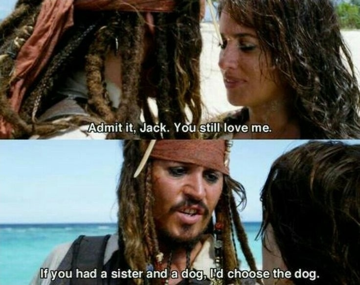Johnny Depp Motivational Quotes and Pirates of the Caribbean