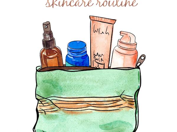 My Anti-Aging Skincare Routine