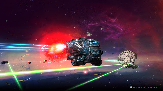 Rebel Galaxy Gameplay Screenshot 1