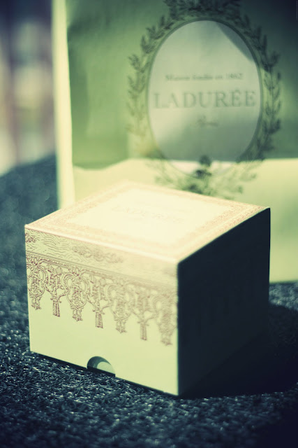 Ladurée Paris Happy City