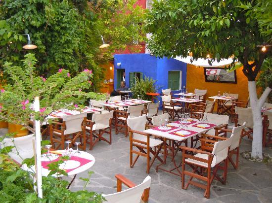 Marco Polo Café, ilha de Rodes