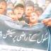 رحیم آباد کے پرائمری  سکول 2  کے طلبا نے جی ٹی روڈ بلاک کردی آمد ورفت میں مشکلات