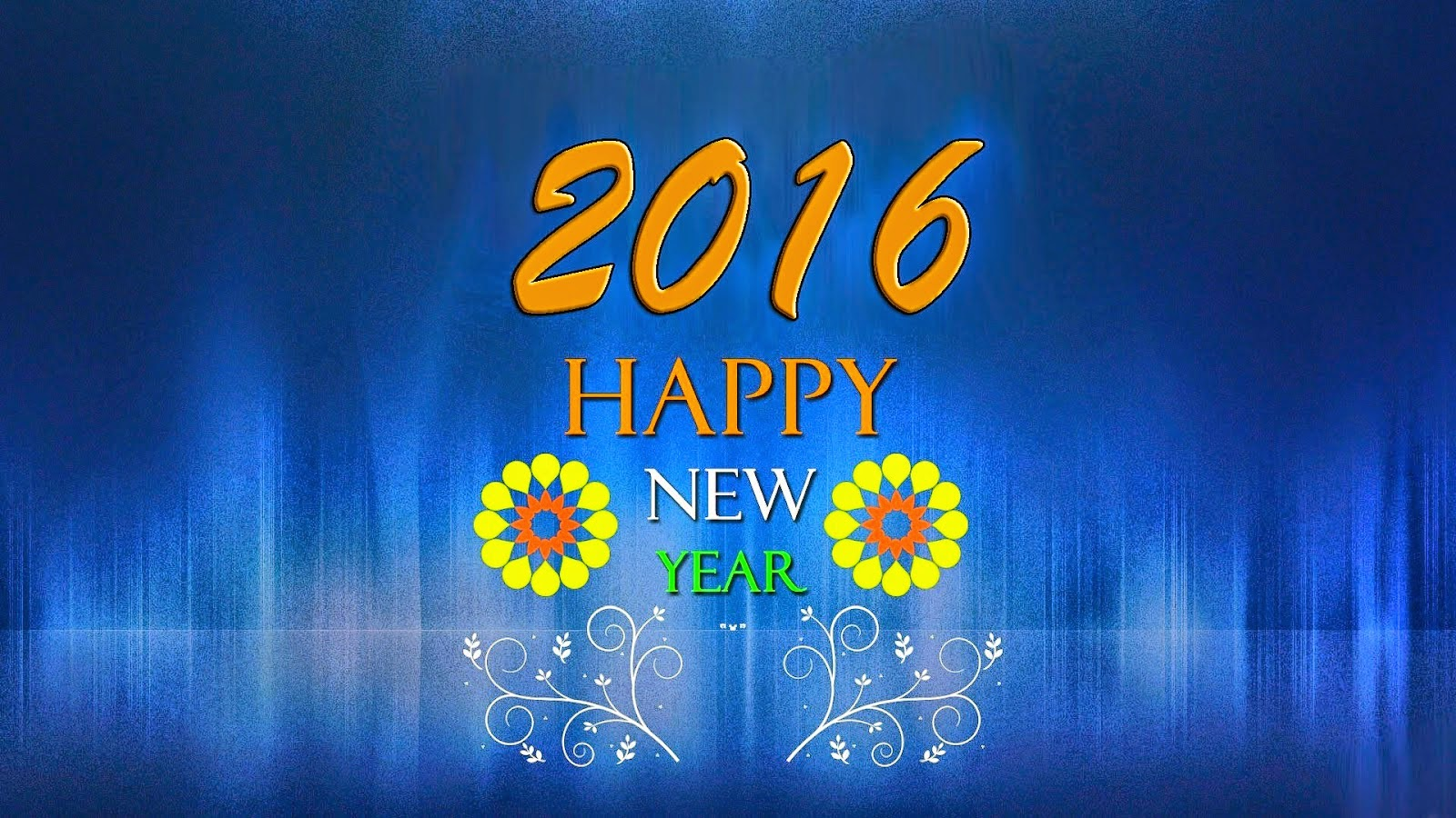 Romantic New Year 2016 Greetings Messages for Lovers Wallpapers