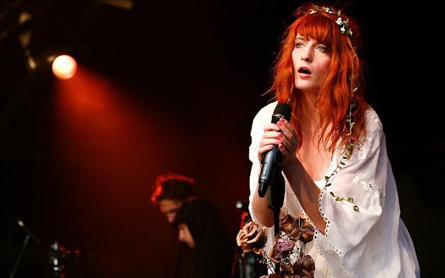 Florence and The Machine, dicas de música, músicas, biashaina
