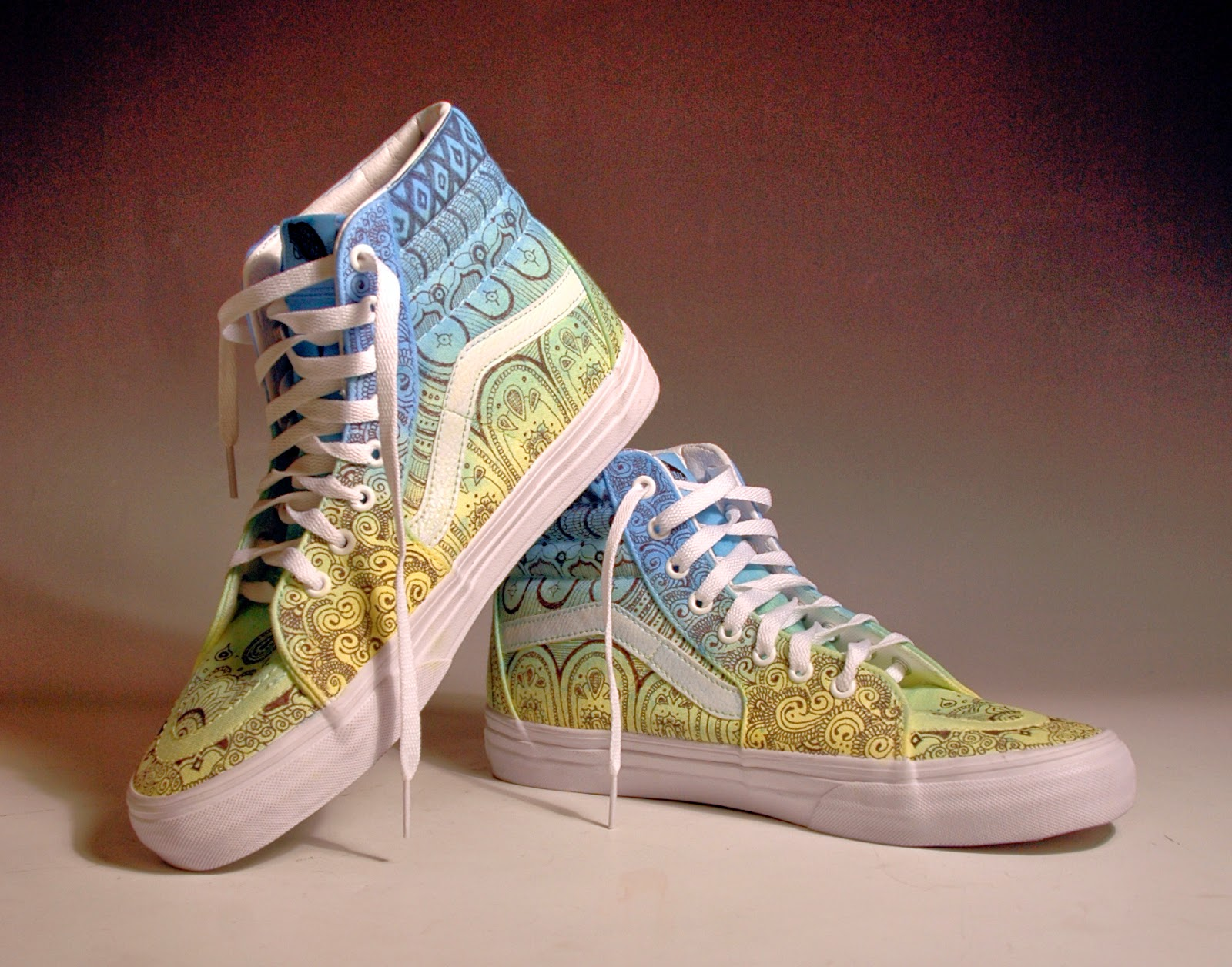 8666057f89a5 Ms. Moore s Class  Vans Shoe Design Contest
