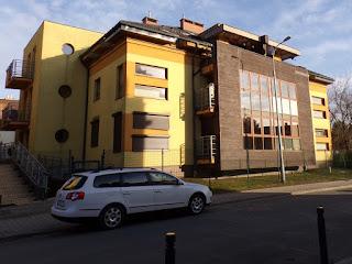 budynek mieszkalny we Wrocławiu