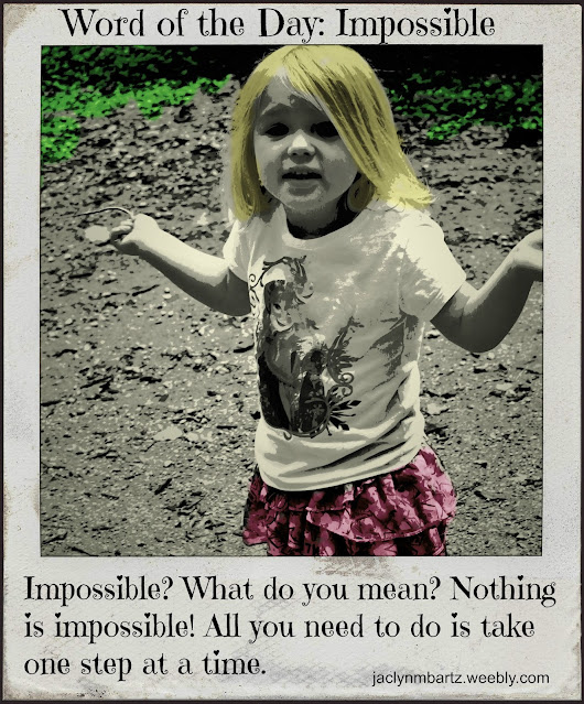 Word of the Day: Impossible