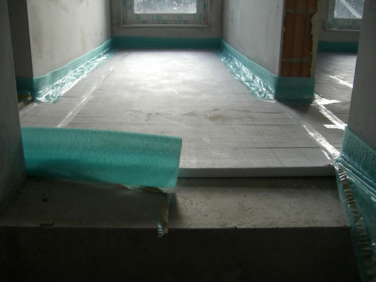 baubericht dachstrift sanit rarbeiten gehen voran d mmung f r fu bodenheizung fertiggestellt. Black Bedroom Furniture Sets. Home Design Ideas