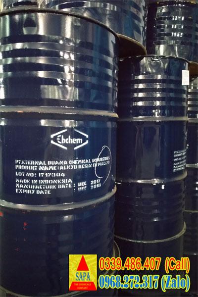 Alkyd resin 1423 - 70m nhựa alkyd short oil mới