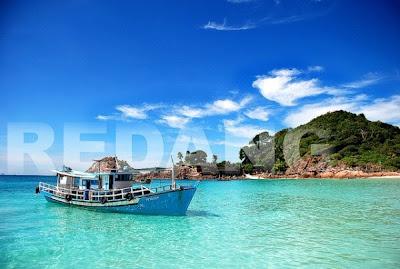 Elaine 링's 세계: Redang Island - The beach paradise in Malaysia