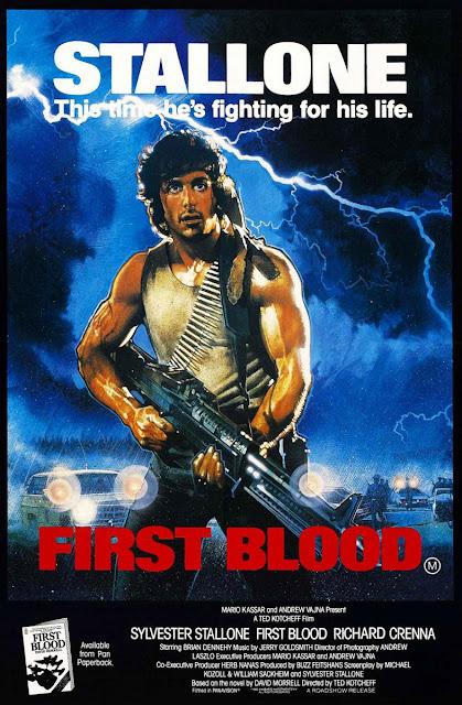 Película Rambo (Acorralado) - First Blood