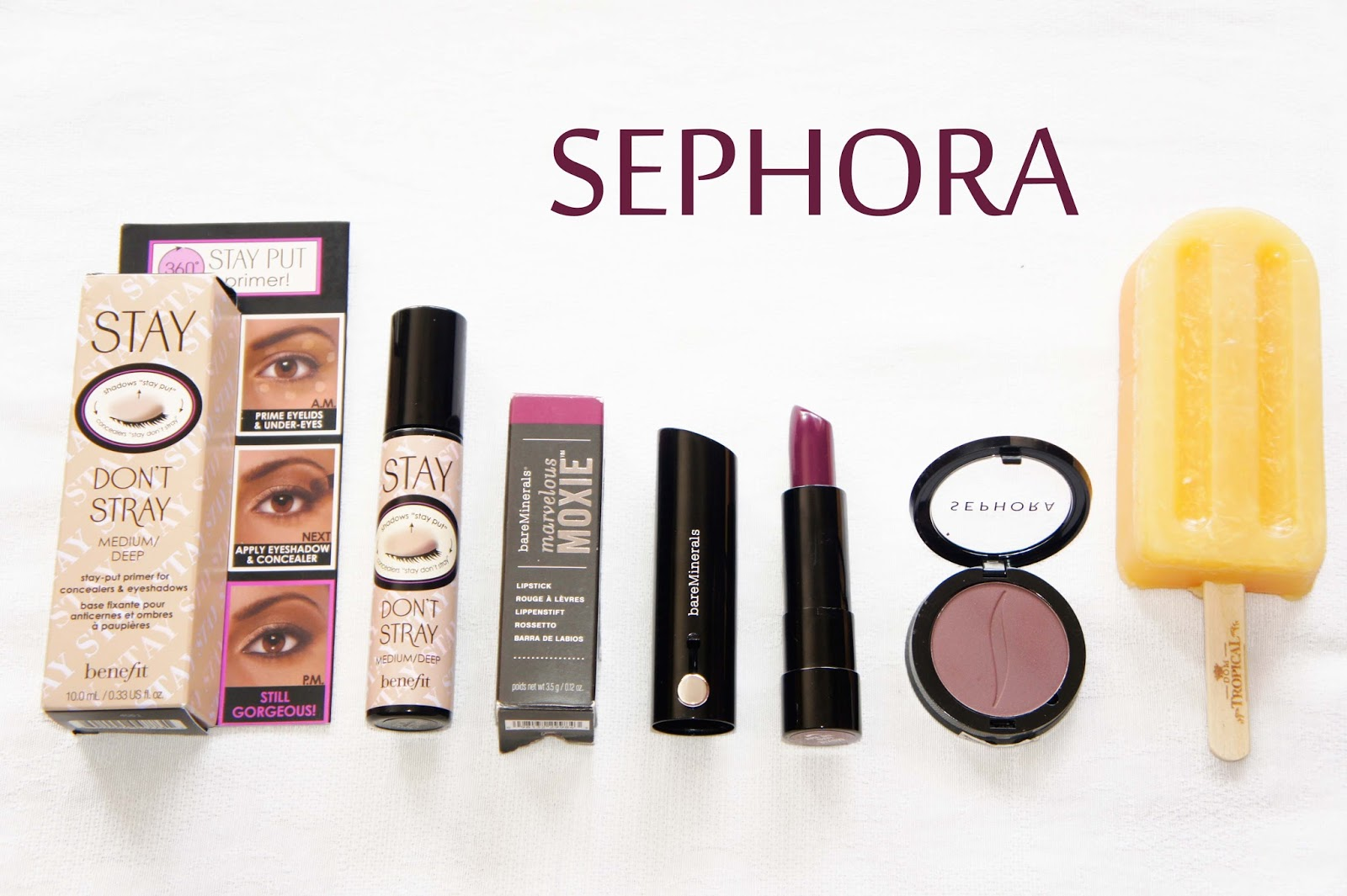 Compras en @sephora #Sephora #shopping #compras #Beauty #Brasil #beautylover #belleza #beautyblogger #bblogger #life #lifestyle #blog #bloggerlife #new #shop #benefit #staydontstray #bareminerals #DomTropical #soap #mango #makeup #makeuplover #beautylover