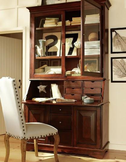 Furniture Office Desk Graham Desk And Hutch Minimalist