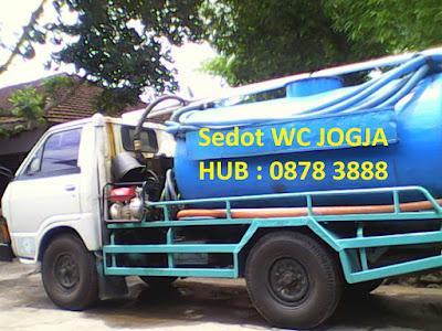 Sedot WC Condong Catur