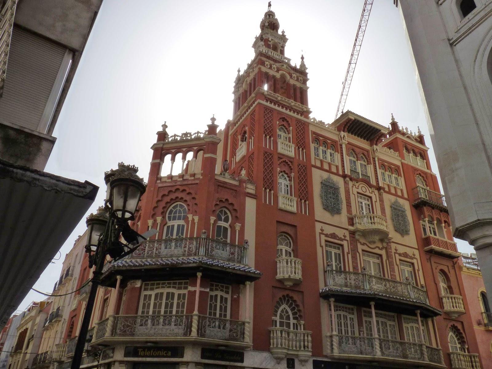 Centro de Badajoz.