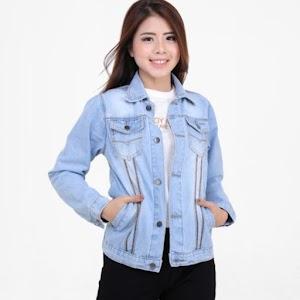 JSK Jeans 3337 Denim Premium Jaket Jeans Wanita