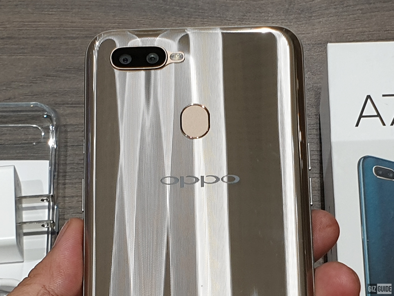 OPPO A7: First Camera Samples
