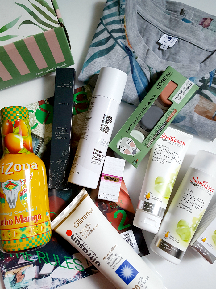 Unboxing: LA PETITE BOX - TROPICAL EDITION