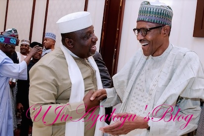 In my government, Imo has a special place – Buhari