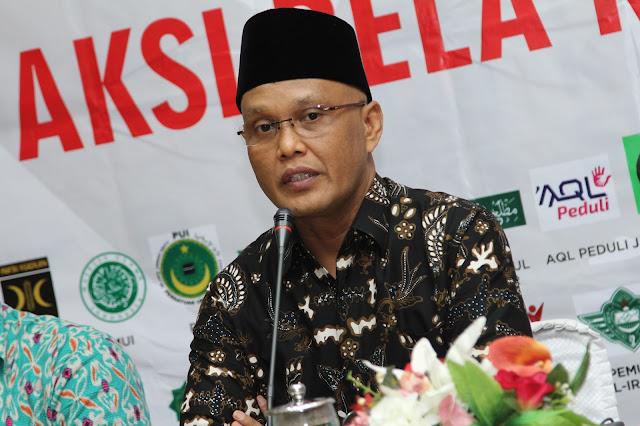 """""""Dengan Ridha Allah, Fraksi PKS Menolak Perppu Ormas"""""""