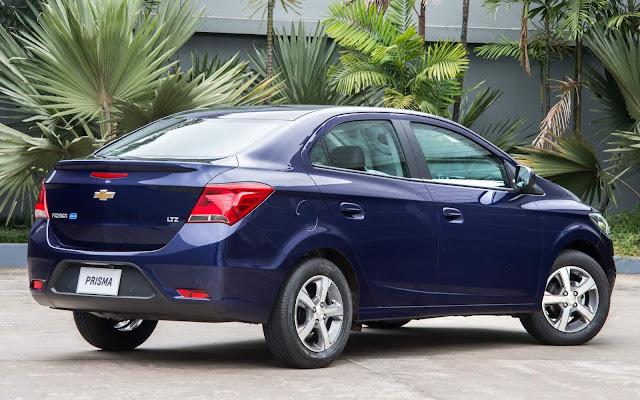 Chevrolet Prisma 2018 - Preço