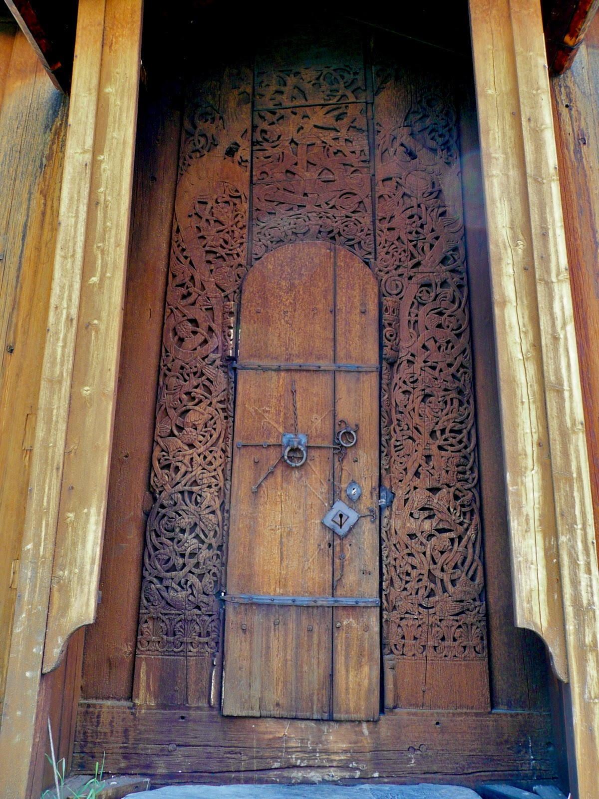 Heart-Things: Open Ancient Doors ~ King of Love & Glory Come!
