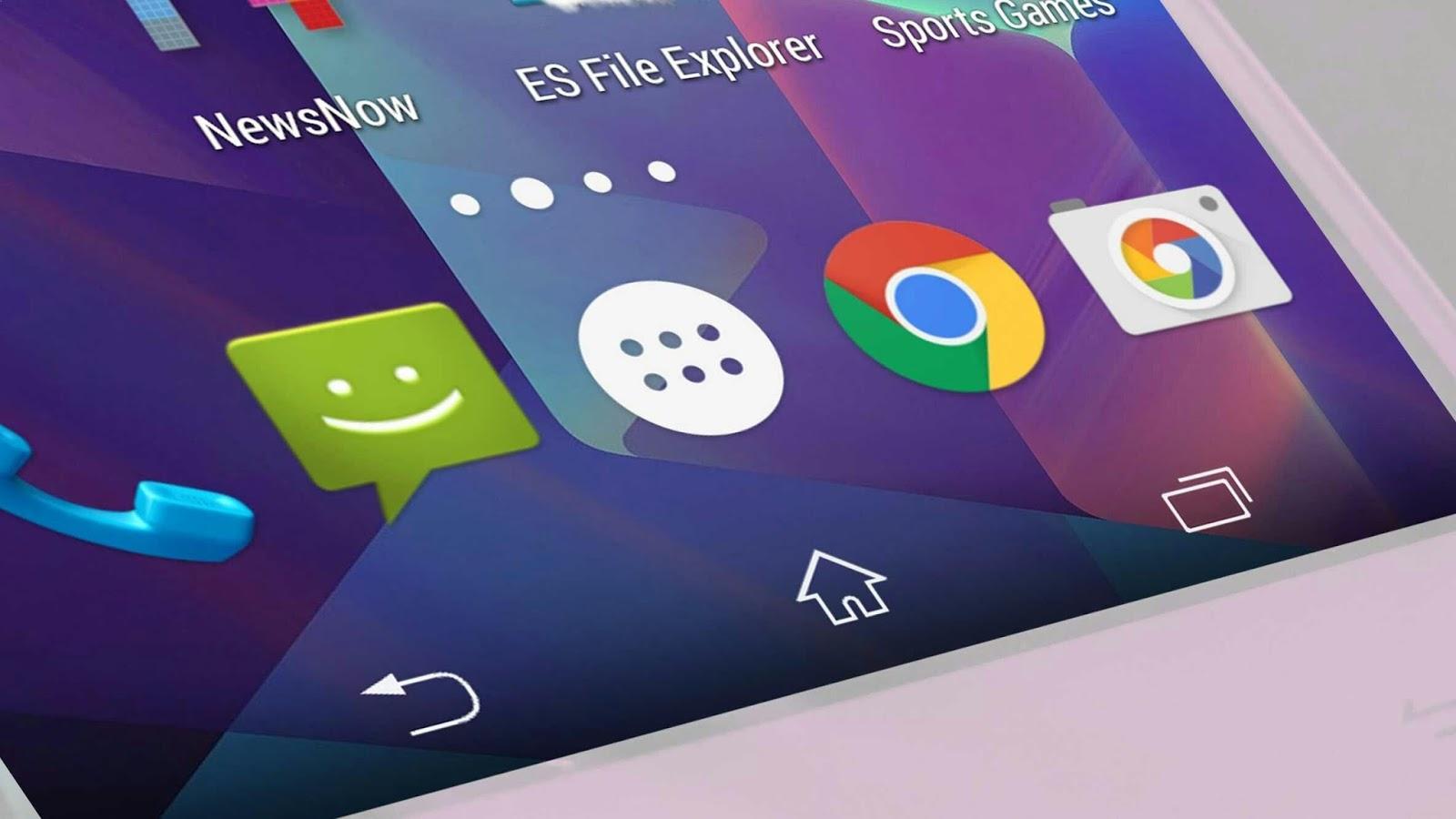 Cara menambahkan virtual navbar di Android tanpa root Cara Menggunakan Simple Control di Android
