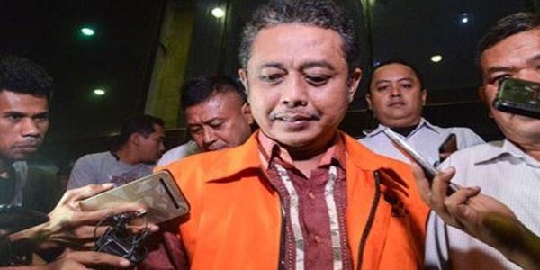 Handang Soekarno Di Eksekusi KPK Ke Lp Kedungpane