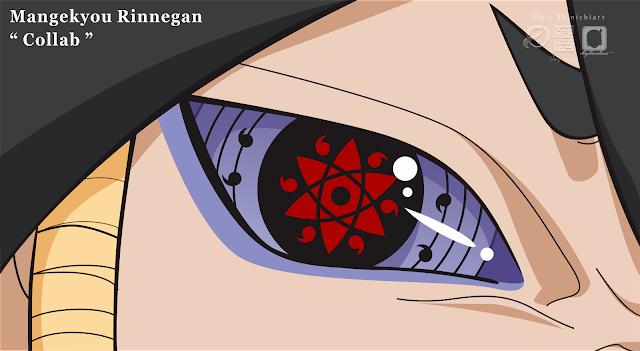 Fanart Sharingan Indra Otsutsuki - Obiy Shinichiart