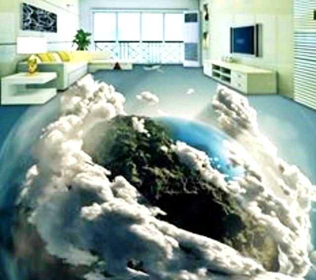 kumpulan lantai 2 dimensi terbaru paling keren dan populer