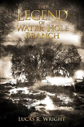 The Legend of Waterhole Branch cover