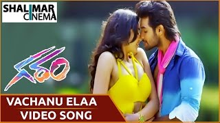 Garam Movie __ Vachanu Elaa Video Song __ Aadi, Adah Sharma