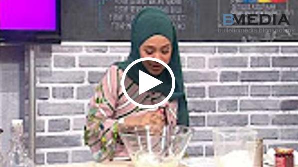 NGERI!!! Tangan Pengacara Ini Melecur Teruk Semasa LIVE Di TV3