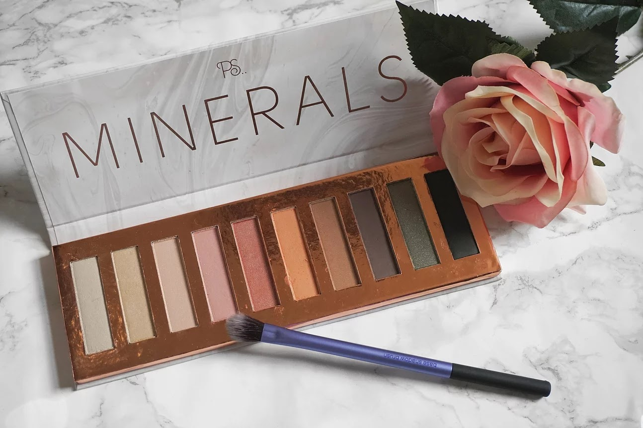 Primark Minerals Eye shadow Palette