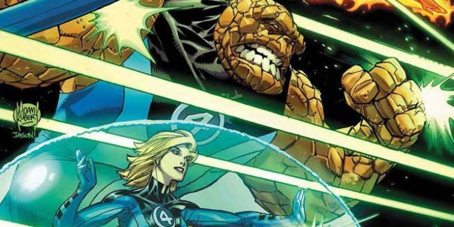 Marvel celebra el regreso de los cuatro fantásticos