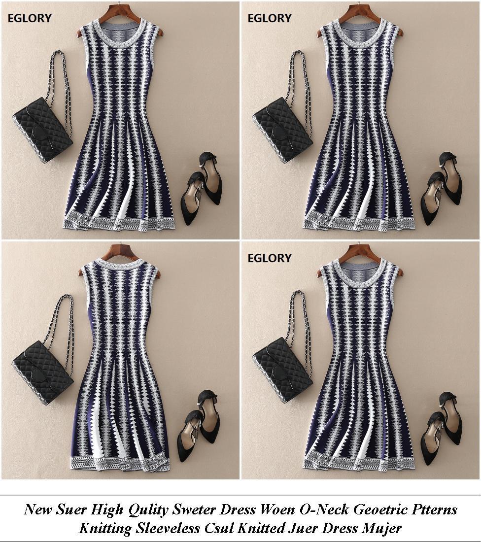Long Sleeve Navy Lue Dress - The Eer Store Sale - Little Lack Dress Avon