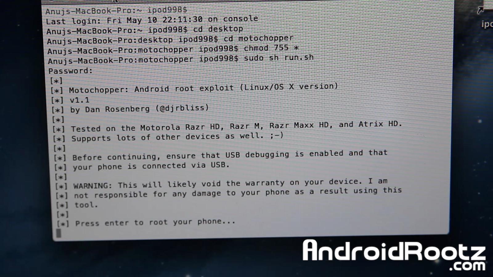 How to Root Galaxy S3 on Mac OSX/Linux/Ubuntu! [Jelly Bean] U S