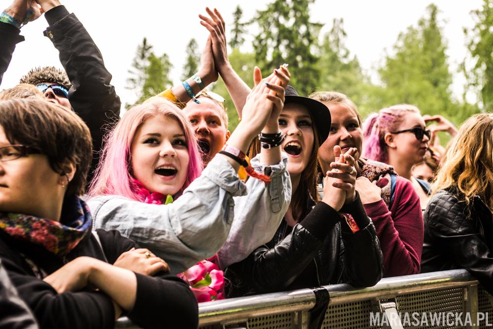 Kaija Koo Provinssi Festivaali 2015 Seinäjoki