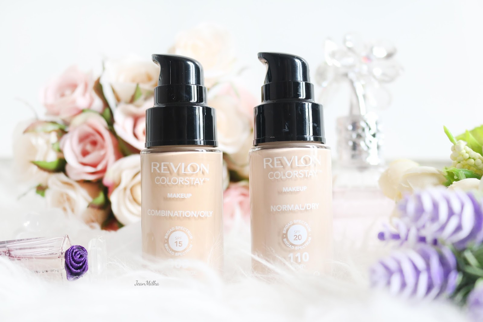 september favorites, beauty favorites, jean milka faves, jean milka, makeup, beauty, skincare, beauty blog, favorites, revlon colorstay, revlon, revlon foundation, best drugstore foundation
