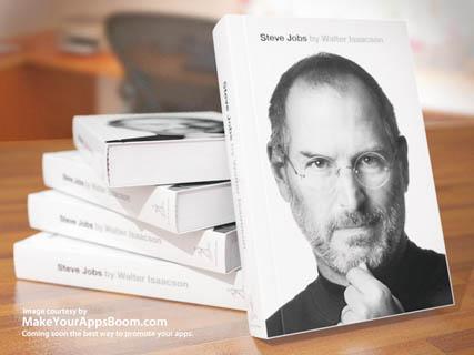 31befa1638d Isaacson tuvo 40 entrevistas con Steve Jobs para hacer el libro.