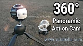 pilih kamera 360 derajat