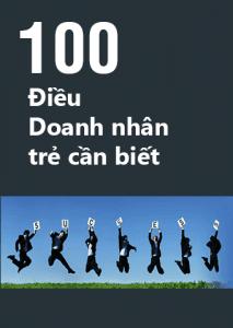 100 Điều Doanh Nhân Trẻ Cần Biết - Minh Anh