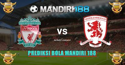AGEN BOLA - Prediksi Liverpool vs Middlesbrough 21 Mei 2017