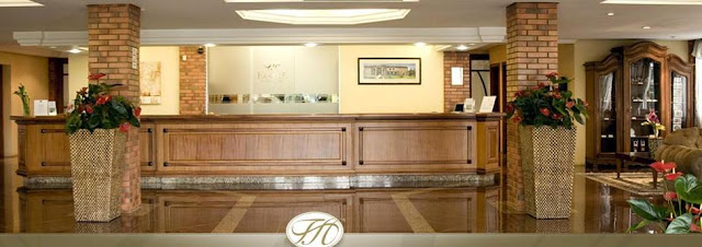Farina Park Hotel em Bento Gonçalves