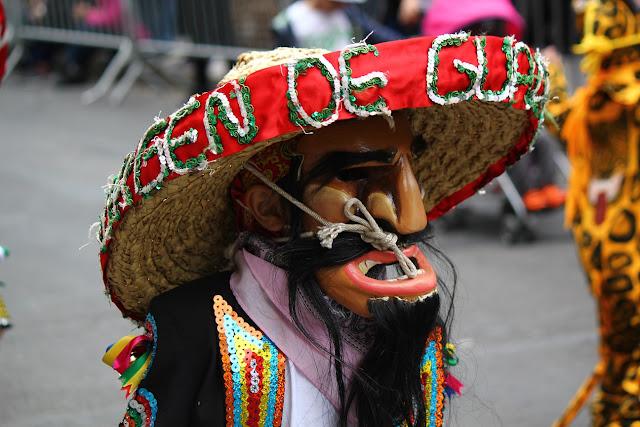 grupo de la Danza folclórica mexicana