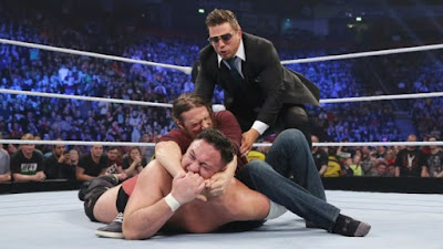 Samoa Joe Daniel Bryan SmackDown Live The Miz Survivor Series