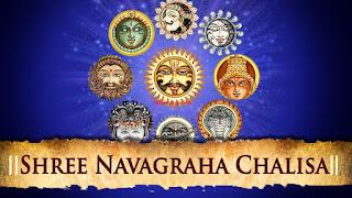 Shree Navgrah Chalisa In Hindi