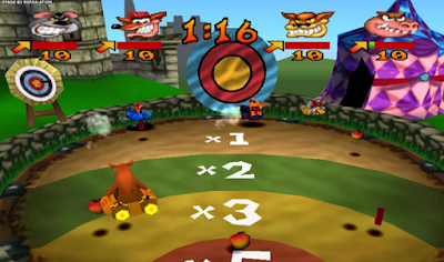 Download Game PS1 Crash Bash ISO Ukuran Kecil Free Download