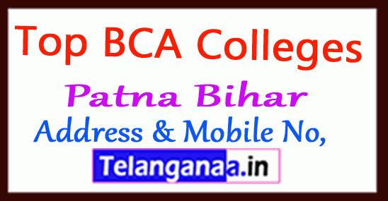 Top BCA Colleges in Patna Bihar