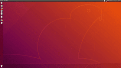 Unity Desktop in Ubuntu 18.04